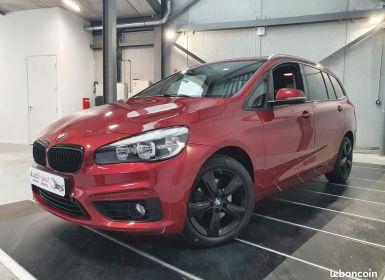 Vente BMW Série 2 Serie 218D GRAND TOURER BUSINESS 136 CH BVA / 7 PLACES / GPS/CUIR/PARK ASSIST/1ERE MAIN/ Occasion