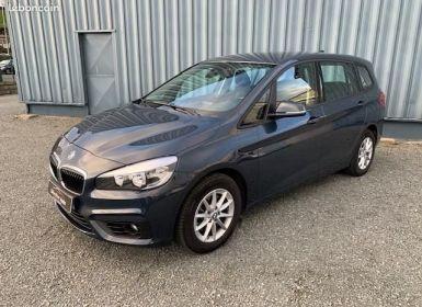 Vente BMW Série 2 Serie 218d grand tourer business 7 places Occasion