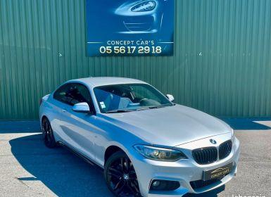 BMW Série 2 Serie 220d Serie M Sport Xdrive Boite Auto Occasion