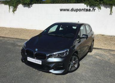 Acheter BMW Série 2 Serie ActiveTourer 216dA 116ch M Sport DKG7 Occasion