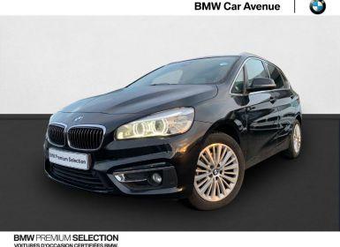 Vente BMW Série 2 Serie ActiveTourer 218d 150ch Luxury Occasion