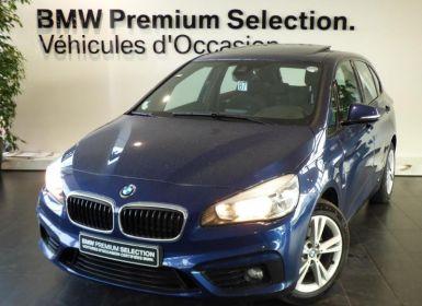 Vente BMW Série 2 Serie ActiveTourer 218d 150ch Sport Occasion