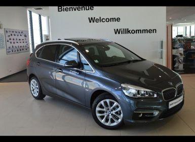 Voiture BMW Série 2 Serie ActiveTourer 218dA 150ch Luxury Occasion