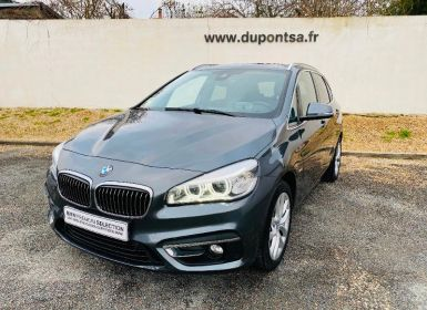 Voiture BMW Série 2 Serie ActiveTourer 218dA 150ch Luxury Occasion