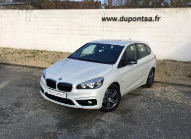 Acheter BMW Série 2 Serie ActiveTourer 218dA 150ch Sport Occasion