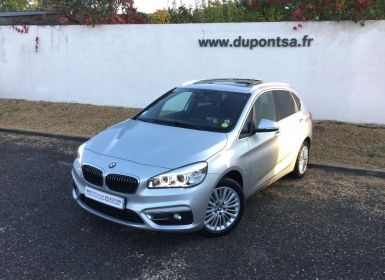 Voiture BMW Série 2 Serie ActiveTourer 220dA 190ch Luxury Occasion