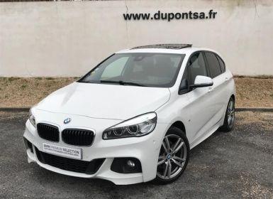 BMW Série 2 Serie ActiveTourer 220dA 190ch M Sport Occasion
