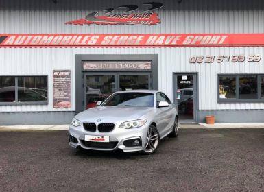 BMW Série 2 Serie Coupé 218dA 150ch M Sport (F22)