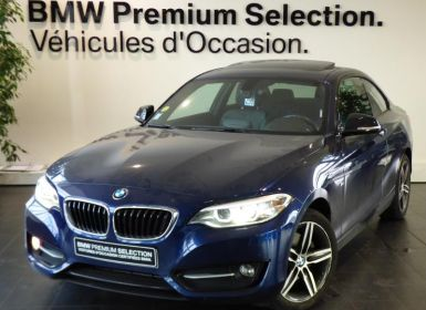 Vente BMW Série 2 Serie Coupe 220dA xDrive 190ch Sport Occasion