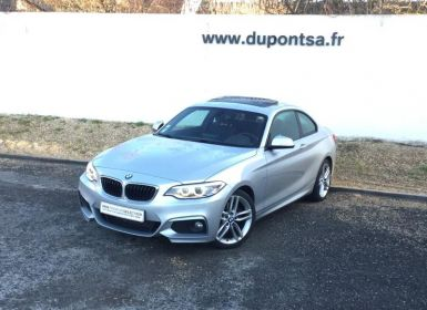 Vente BMW Série 2 Serie Coupe 225dA 218ch M Sport Occasion