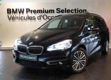 Acheter BMW Série 2 Serie Gran Tourer 220dA xDrive 190ch Luxury Occasion