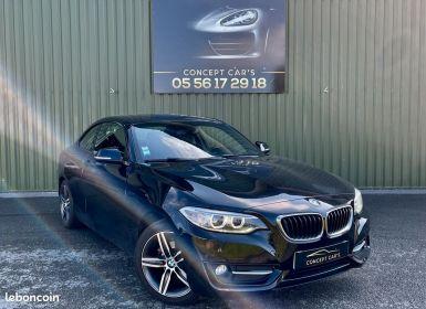 Vente BMW Série 2 Serie Serie (F22) Coupé 218d 2.0 d 16V 150 cv Occasion