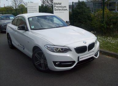 Vente BMW Série 2 Sport Occasion