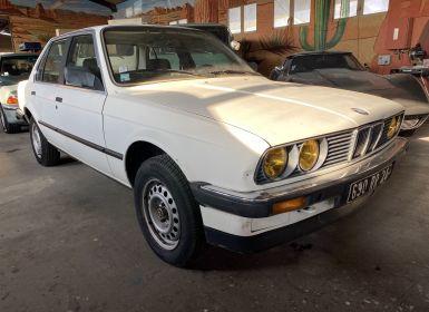 Vente BMW Série 3 316 4 Ptes 1987 Occasion