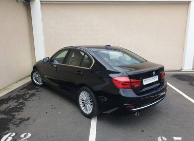Vente BMW Série 3 316d 116ch Luxury Occasion