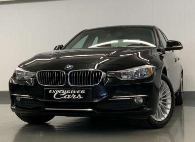 Vente BMW Série 3 318 D LUXURY 1ere MAIN GPS CUIR RADAR CLIM JA Occasion