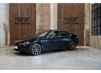 Vente BMW Série 3 318 D - Navi - Leder - LED - Falcomotivegar.!! Occasion