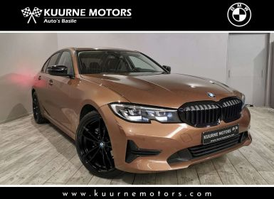 BMW Série 3 318 dA Berline BlackLine Alu19 - Gps - Led Occasion