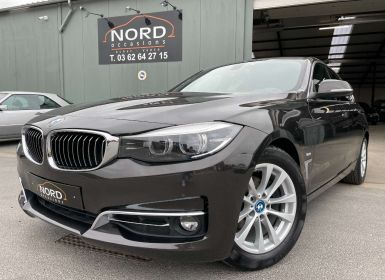 Achat BMW Série 3 318 dA Gran Turismo 136PK LUXURY NETTO: 14.041 EURO Occasion