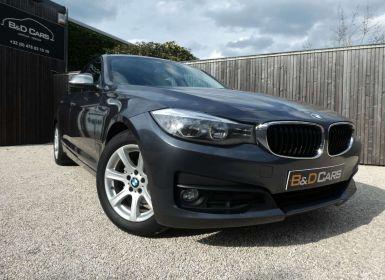 Vente BMW Série 3 318 dA GRAN TURISMO 1steHAND - 1MAIN NETTO: 12.388 EURO Occasion