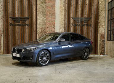 Achat BMW Série 3 318d Gran Turismo - Navi - leder - alu - LED Occasion