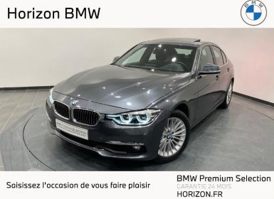 Achat BMW Série 3 318dA 150ch Luxury Ultimate Euro6d-T Occasion