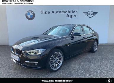 Vente BMW Série 3 320 320dA 190ch Luxury Occasion