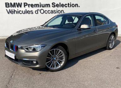 Vente BMW Série 3 320d xDrive 190ch Luxury Occasion