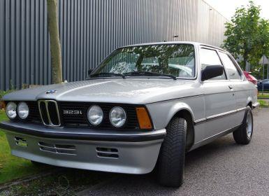 Vente BMW Série 3 323i E21 / Boite 5 / Pont Autobloquant Occasion
