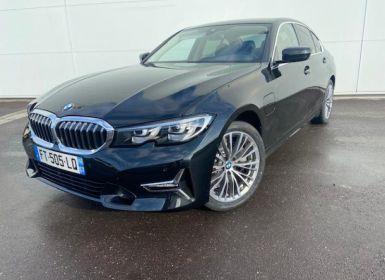 BMW Série 3 330eA 292ch Luxury 34g Occasion