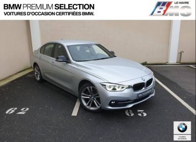 Voiture BMW Série 3 330iA xDrive 252ch Sport Occasion