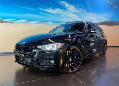 Vente BMW Série 3 335 i Xdrive 306pk automaat M Pack - Individual - Navi - HUD Occasion