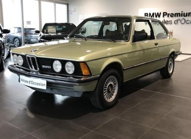 Achat BMW Série 3 coupe Occasion