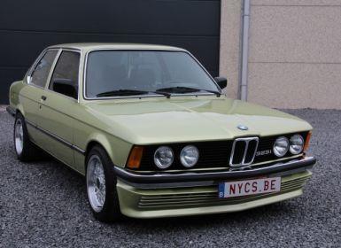 Vente BMW Série 3 E21 323i Occasion