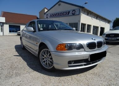 Achat BMW Série 3 (E46) 320CIA 170CH PACK LUXE BVA Occasion