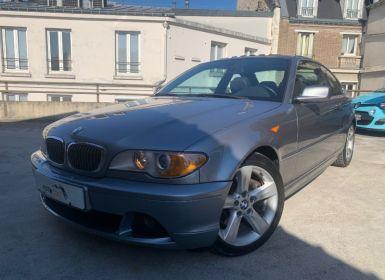 Achat BMW Série 3 (E46) 330CIA 231CH Occasion