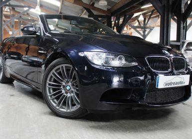 Vente BMW Série 3 (E93) (2) CABRIOLET M3 420 DRIVELOGIC Occasion