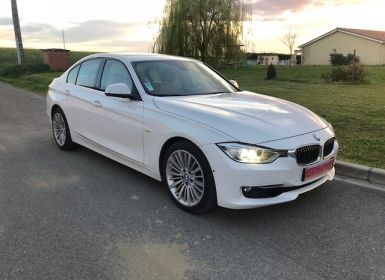 BMW Série 3 (F30) 330DA 258CH LUXURY Occasion