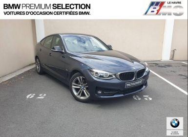 Vente BMW Série 3 Gran Turismo 318dA 150ch Sport Occasion