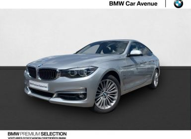 Achat BMW Série 3 Gran Turismo 320d xDrive 190ch Luxury Occasion