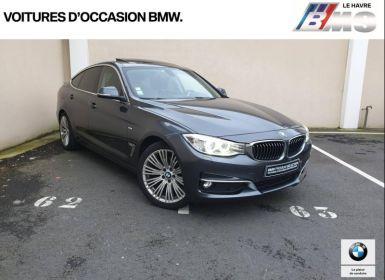 Achat BMW Série 3 Gran Turismo 320dA 184ch Luxury Occasion