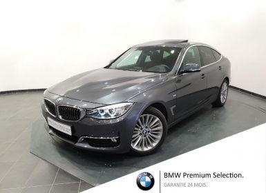 Vente BMW Série 3 Gran Turismo 320dA xDrive 184ch Luxury Occasion