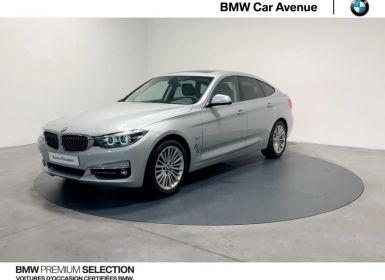 Vente BMW Série 3 Gran Turismo 320dA xDrive 190ch Luxury Occasion