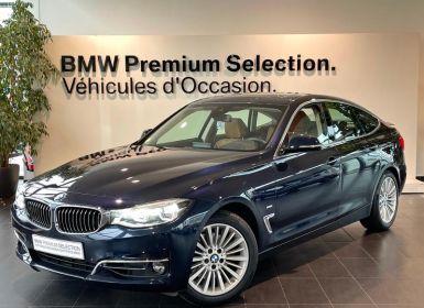 Vente BMW Série 3 Gran Turismo 330dA xDrive 258ch Luxury Occasion