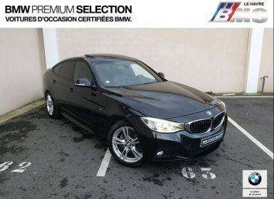 Vente BMW Série 3 Gran Turismo 335dA xDrive 313ch M Sport Occasion