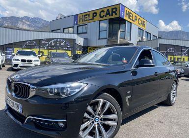 Vente BMW Série 3 Gran Turismo (F34) 320DA XDRIVE 190CH LUXURY Occasion