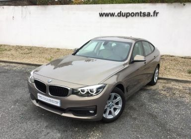 Acheter BMW Série 3 Gran Turismo Serie 318d 150ch Lounge Occasion