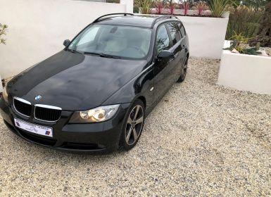 BMW Série 3 serie 318d confort noir 1