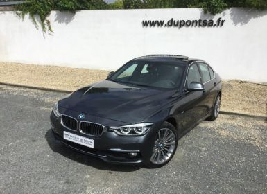 Voiture BMW Série 3 Serie 320dA 190ch Luxury Euro6c Occasion