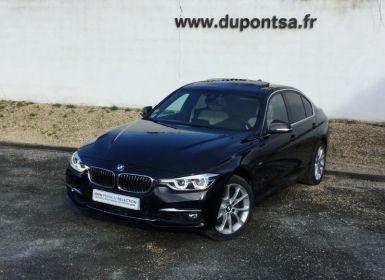 Voiture BMW Série 3 Serie 330dA xDrive 258ch Luxury Occasion